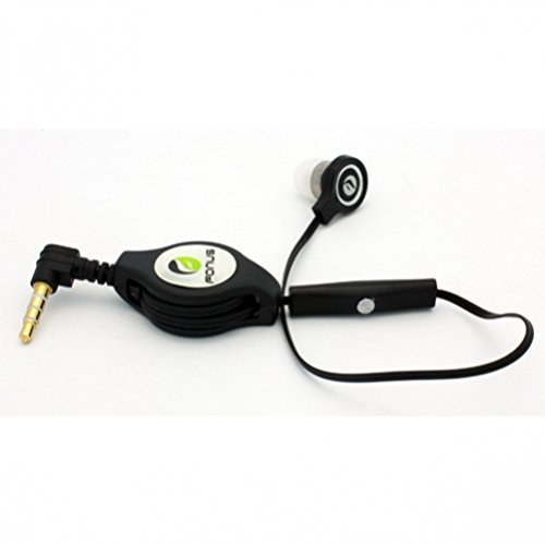 Fonus-Retractable-Mono-Earbud-Headset