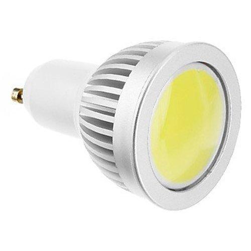 Pack Of 4Pcs Cob Gu10 Led Bulb 3W Cob Led Spot Light Led Down Light Warm White