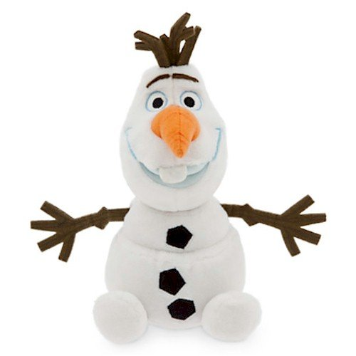 Disney Olaf Plush - Mini Bean Bag - 8'' - Frozen
