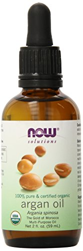 Now Foods Organic Argan Oil, 2 Oz