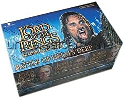 Lord of the Rings Trading Card Game: Battle of Helm's Deep Starter Deck Box