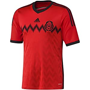 Buy adidas MEXICO FMF AWAY JERSEY 2014 by adidas