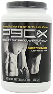 P90X Results and Recovery Formula: 30-Day Supply, Smooth Orange Tub 52.9oz