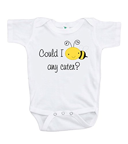 Custom Party Shop Baby's Could I bee any cuter? Onepiece