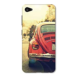 OVERSHADOW DESIGNER PRINTED BACK CASE COVER for LENOVO ZUK Z2 PLUS