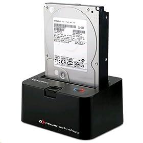 Voyager Q Quad Interface Hard Drive Dock (FireWire, eSATA, SATA I/II, USB 3.0)