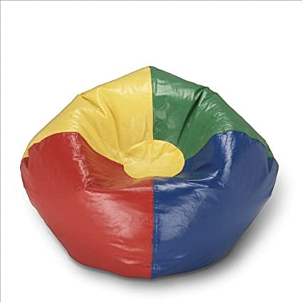 X Rocker 98000 Large Multi-Colored Bean Bag Chair