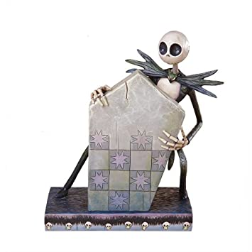 #!Cheap Disney Traditions by Jim Shore 4013977 The Nightmare Before Christmas Jack Skellington Figurine 7-1/2-Inch