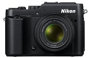 Nikon デジタルカメラ COOLPIX P7800 大口径レンズ バリアングル液晶 ブラック P7800BK