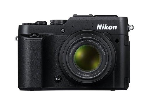 Nikon Coolpix P7800 Digital Camera Large Aperture Lens Vari-Angle Lcd Black P7800Bk (Japan Import)