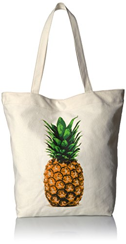 twig-arrow-pineapple-icon-canvas-tote-natural