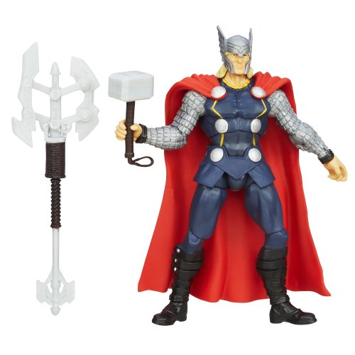 Marvel Avengers Assemble Thunder Axe Thor Figure - 1