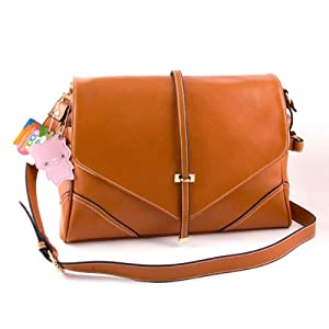 Yippydada Foxy Real Leather Baby Changing Bag (Brown) from Yippydada
