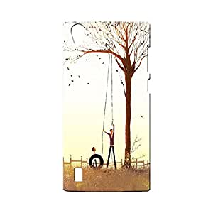 BLUEDIO Designer Printed Back case cover for VIVO Y15 / Y15S - G3724