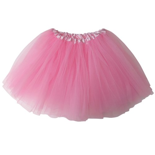 Ballerina Basic Girls Ballet Dance Dress-Up Princess Fairy Costume Dance Recital Tutu