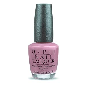 OPI Nail Lacquer, Chocolate Moose, 0.5 Ounce