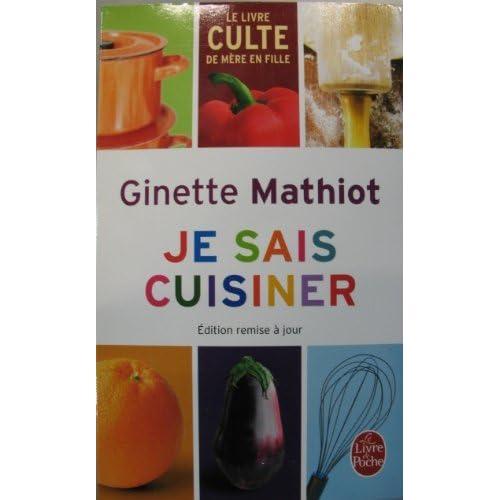 La cuisine pour tous - La cuisine pour tous ginette mathiot ...