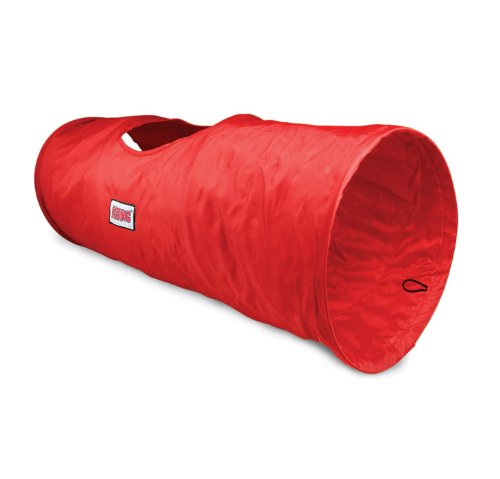 Kong Active Tunnel Cat Toy front-11009