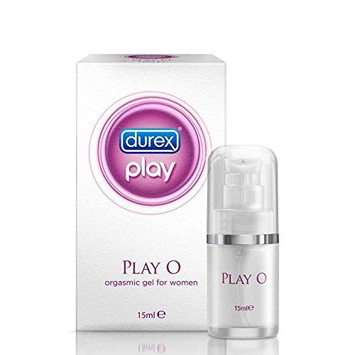 Durex Play O Orgasmic Gel Sensual Sensitivity to Women Size 15 Ml