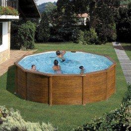 Avis piscine hors sol san marina pacific aspect bois 3 50 for Acheter piscine bois