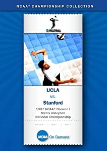 1997 NCAA(r) Division I Men's Volleyball National Championship - UCLA vs. Stanford