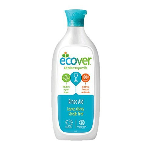 Ecover Dishwasher Rinse Aid 500ml x 1