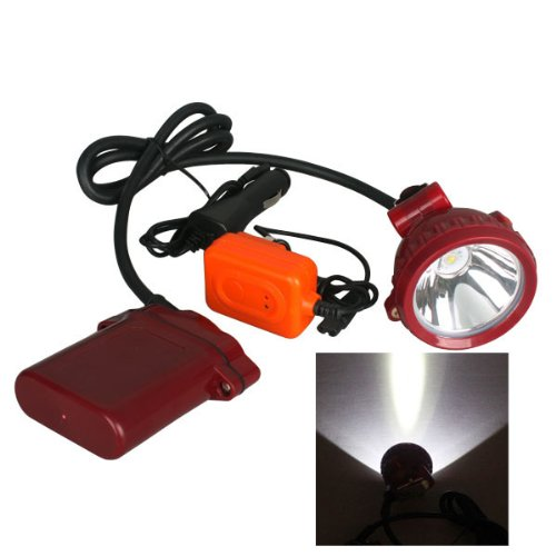 Kohree® Kl6Lm 5W Led Miner Head Light Mining Headlight Lamp F Hunting Camping Us Shipping!!