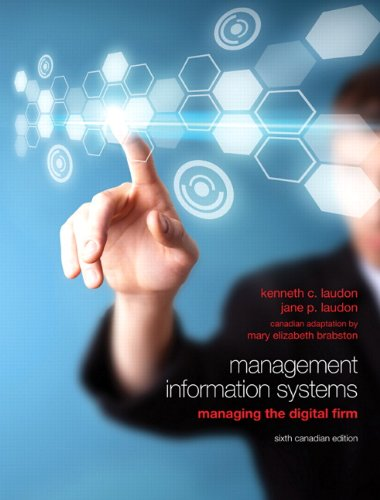 Management Information Systems, 6th Edition