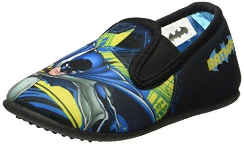 BatmanBAT BILALE - Pantofole con imbottitura leggera  Bambino , Blu (Blau (Blue (5))), 24