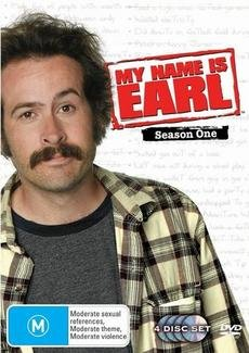 My Name Is Earl Season 1 [4 Discs]