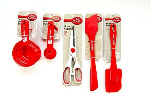 betty-crocker-essentials-5-piece-set-includes-measuring-cups-measuring-spoons-scissors-double-spatul