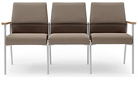 Lesro Mystic Series Tapered Split Back 3 Seat Sofa, S3901G7