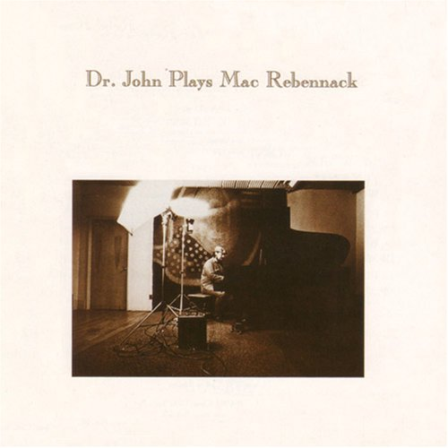 Dr. John Plays Mac Rebennack
