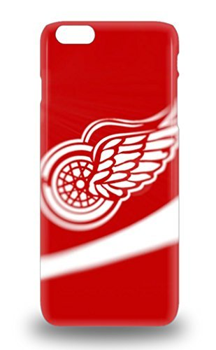 NHL Detroit Red Wings Logo Fashionable Phone 3D PC Case For Iphone 6 Plus With High Grade Design ( Custom Picture iPhone 6, iPhone 6 PLUS, iPhone 5, iPhone 5S, iPhone 5C, iPhone 4, iPhone 4S,Galaxy S6,Galaxy S5,Galaxy S4,Galaxy S3,Note 3,iPad Mini-Mini 2,iPad Air )