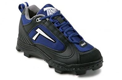 Buy Tanel 360° REV-D Low Cut Ladies Softball Cleat. Athletic Shoes. SpiderFlexTM Technology, Black... by Tanel 360