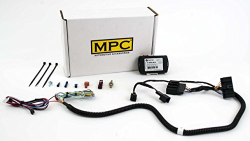 Add On Remote Start Kit Compatible with Select Ford & Mazda Vehicles [2007 - 2013] - Use Your Factory OEM Remotes, 40 Bit