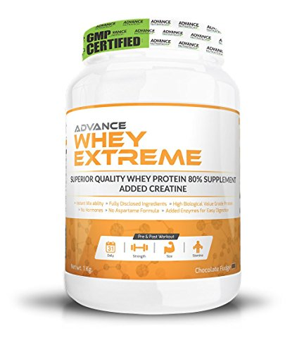 Whey Extreme Protein Powder 1kg (2.2LBS) Chocolate