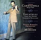 ロカテルリ:「ヴァイオリンの技法」作品3より
