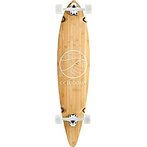 Gold Coast Classic Floater Longboard Bamboo, 10 X 44in