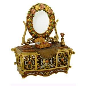Antique Dresser Vanity front-1078256