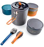 Search : GSI Outdoors Halulite MicroDualist Cookware Set