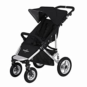 EasyWalker QTRO Stroller Base - Black