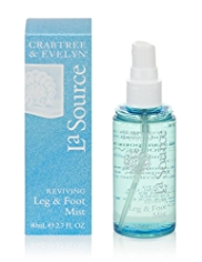 Crabtree & Evelyn® La Source Reviving Foot & Leg Mist 80ml