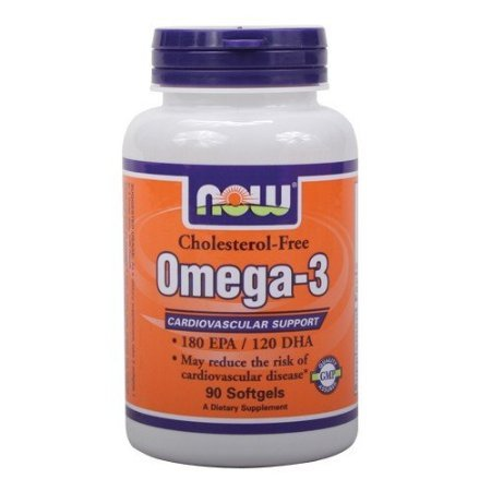 Omega-3 Moleculary Distilled, 90 Softgels, Now Foods
