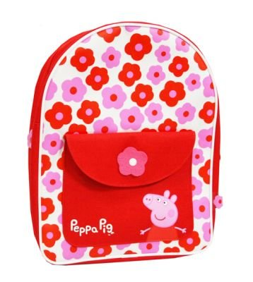 Peppa Pig - Cosmic Flowers Backpack School Bag
