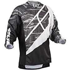 FLY RACING PATROL OFFROAD-ATV MOTORCYCLE JERSEY Camo/Black/Grey