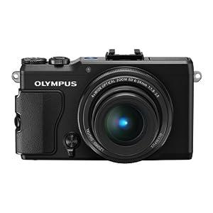 OLYMPUS デジタルカメラ STYLUS XZ-2 1200万画素 裏面照射型CMOS F1.8-2.5レンズ