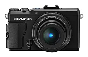 Olympus XZ-2 Digital Camera - Black (12MP, 4x i.Zuiko Wide Optical Zoom) 3 inch Touch LCD (discontinued by manufacturer)