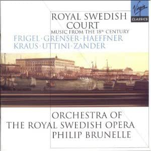 Music of the Swedish Court