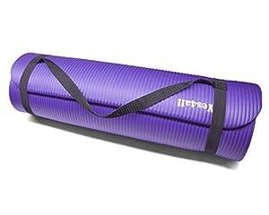 PURPLE NPR Yoga Mat 72x24x1/2